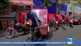 Extra, Mototaxis, circulando, ilegalmente