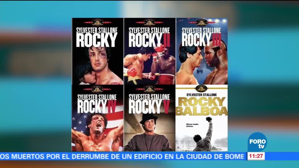 Stallone , listo, guion, Rocky