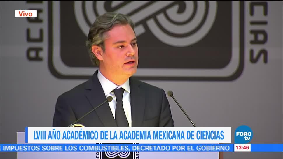 Aurelio Nuño Inaugura Academico Amc Secretario De Educacion Publica