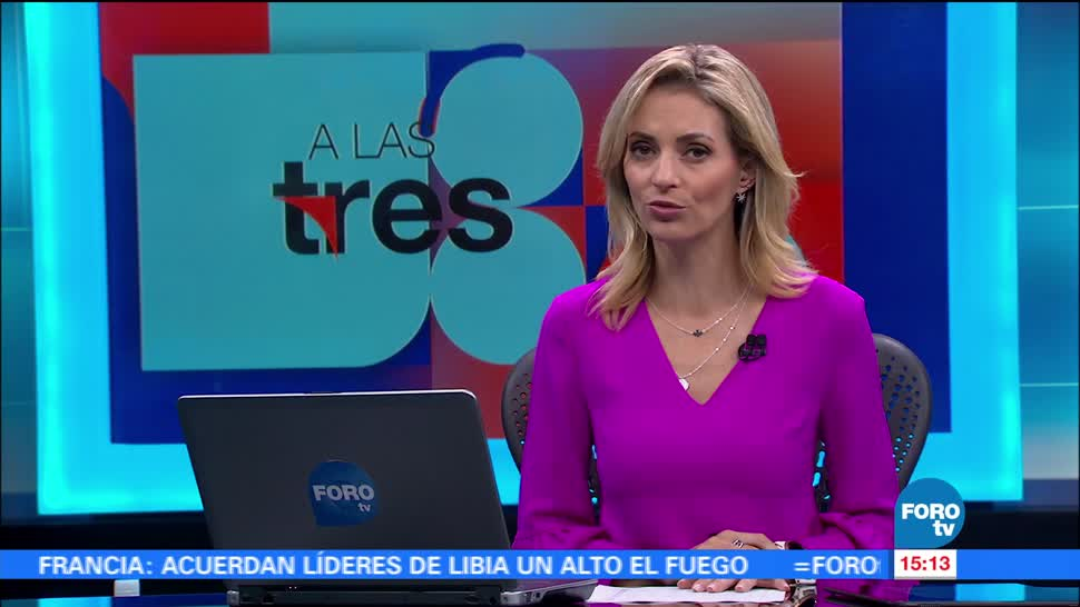 A Las Tres Programa Completo Foro Tv Ana Paula Ordorica