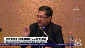 Explosión CEM Ataque Iglesia católica