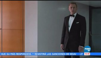 Película James Bond Estrenará 2019