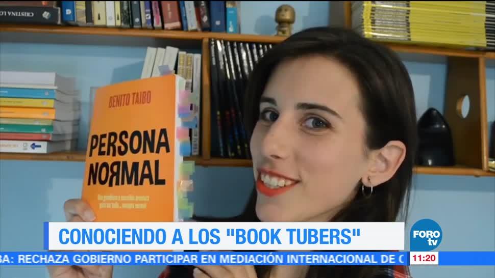 Qué, son, book, tuber
