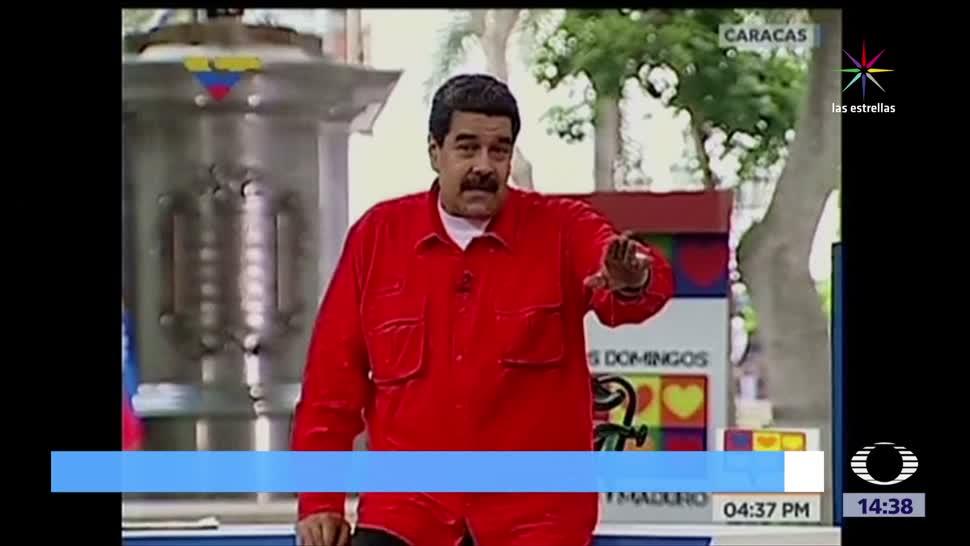 Televisa News EU Sanciona Funcionarios Venezolanos
