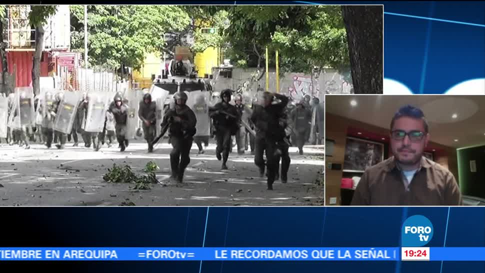 Paro Cívico Inédito Venezuela Nicolás Maduro