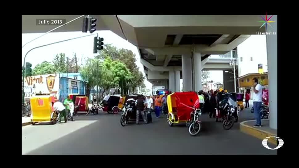 Radiografia Mototaxistas Tláhuac CDMX Crimen Organizado