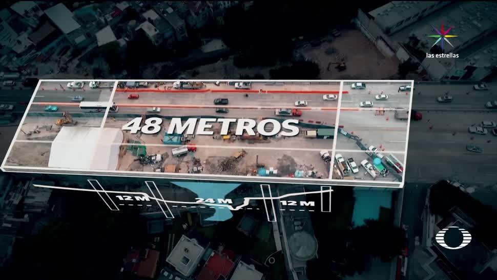 SCT Construir Obra Paso Express Arroyo Barranca