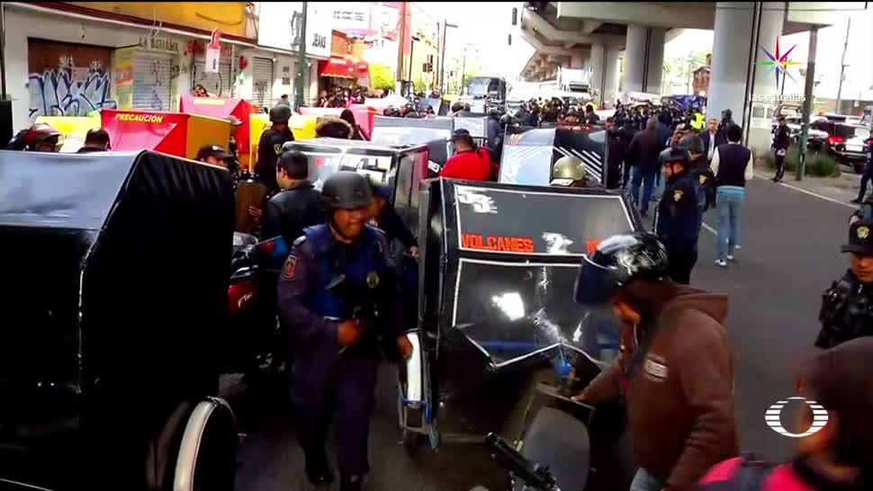 Mototaxis, en ilegalidad Ciudad de México