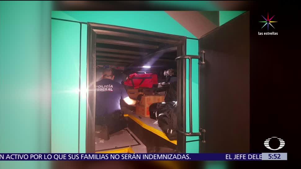 Noticieros Televisa Droga Sintetica Autobus Sinaloa