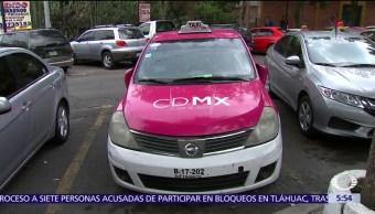 Noticieros Televisa Taxista Joven CDMX Represalias
