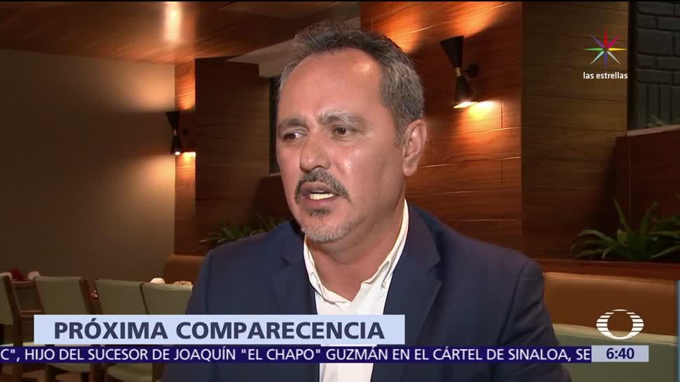 Televisa News Delegado Tláhuac Rigoberto Salgado