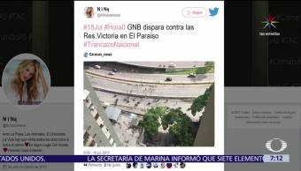 Televisa News Paro Nacional Protestas Venezuela