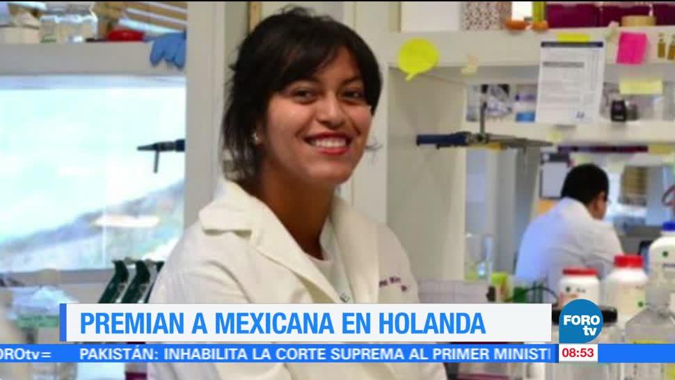 Noticias Extra Extra Premian Mexicana Holanda