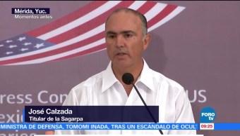 Televisa Noticias Secretarios Agricultura Mexico TLCAN