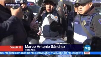 Televisa Noticias Detienen Motociclista Armado Tlahuac