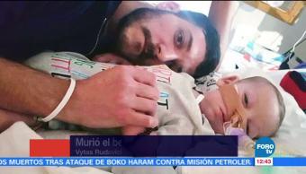 Fallecio Charlie Gard Bebe Britanico Enfermedad