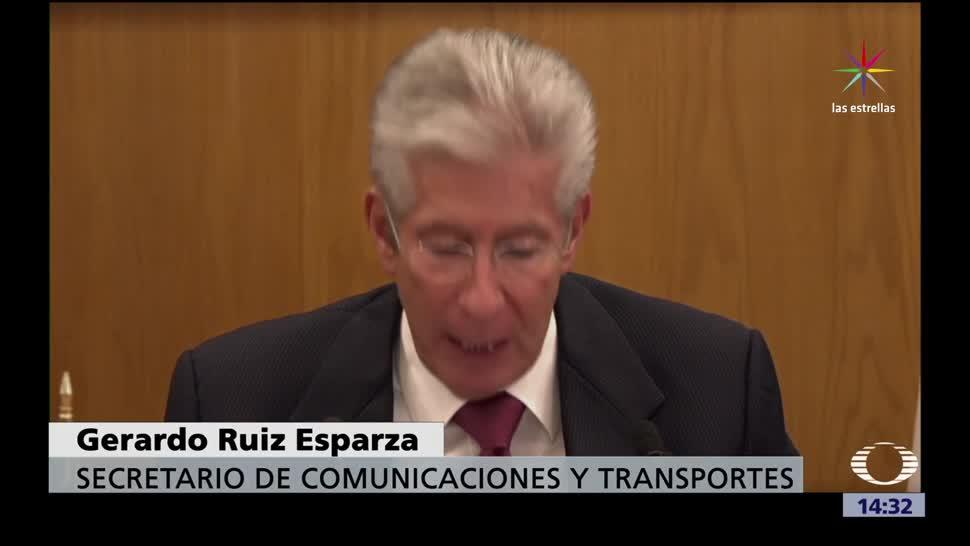 SCT Detecta Omisiones De Funcionarios Construccion Paso Express Gerardo Ruiz Esparza