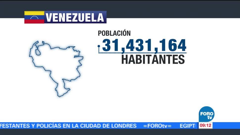 Venezuela Protestas Escasez Poblacion Crisis Politica