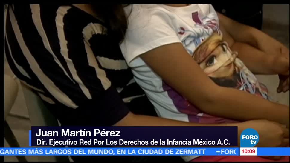 Ninos Mexico Sufren Agresiones Hogar Unicef