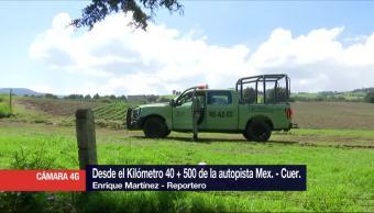 Bomberos Controlan Fuga Gasolina Toma Clandestina Tlalpan