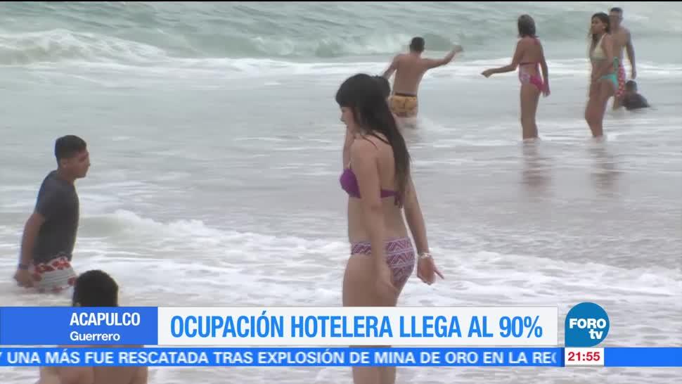 Playas Acapulco más concurridas por turistas