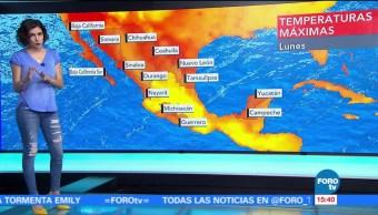 Clima Daniela Alvarez Acapulco Guerrero Mar De Fondo