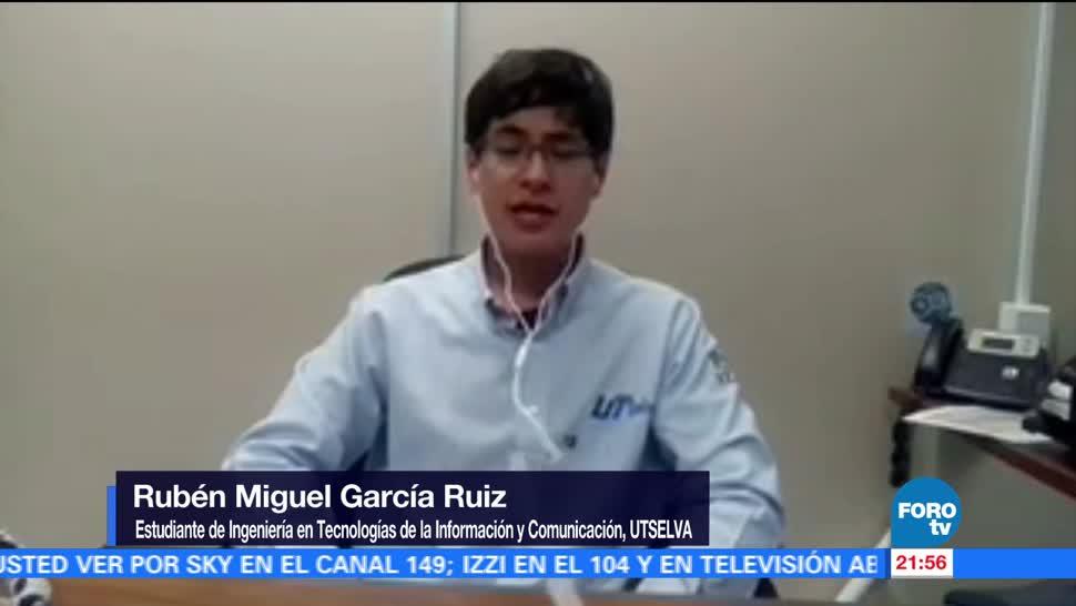 Estudiante Chiapaneco Suenos NASA Centro Investigacion