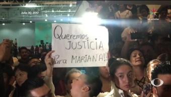 Tension Ecatepec Exigen No Mas Feminicidios