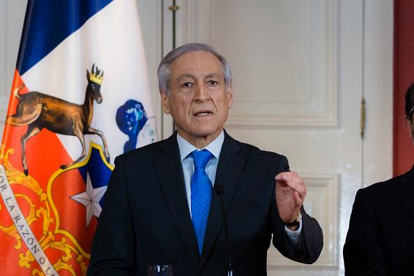 Ministro Relaciones Exteriores Chile Heraldo Muñoz