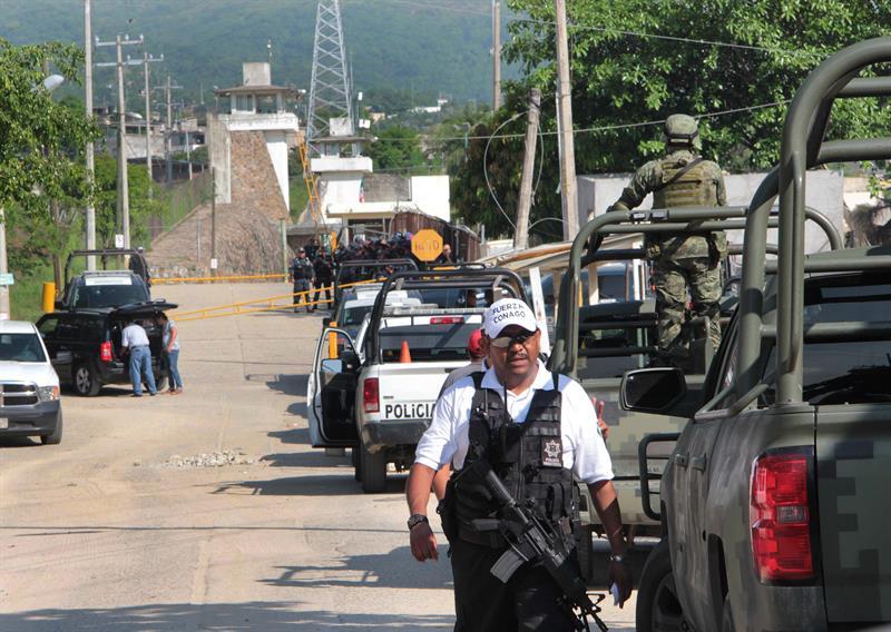 ONU, Asesinato De 28 Reos, Carcel De Acapulco, Gobierno Mexicano, Guerrero, Noticias