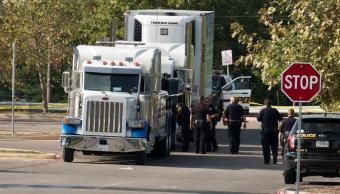 comunidades hidalgo migrantes muertos trailer texas