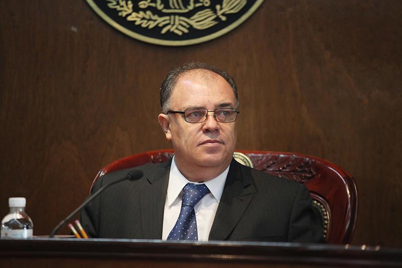 Gabriel González Alegría, juez, oreja, golpes, pelea, MP