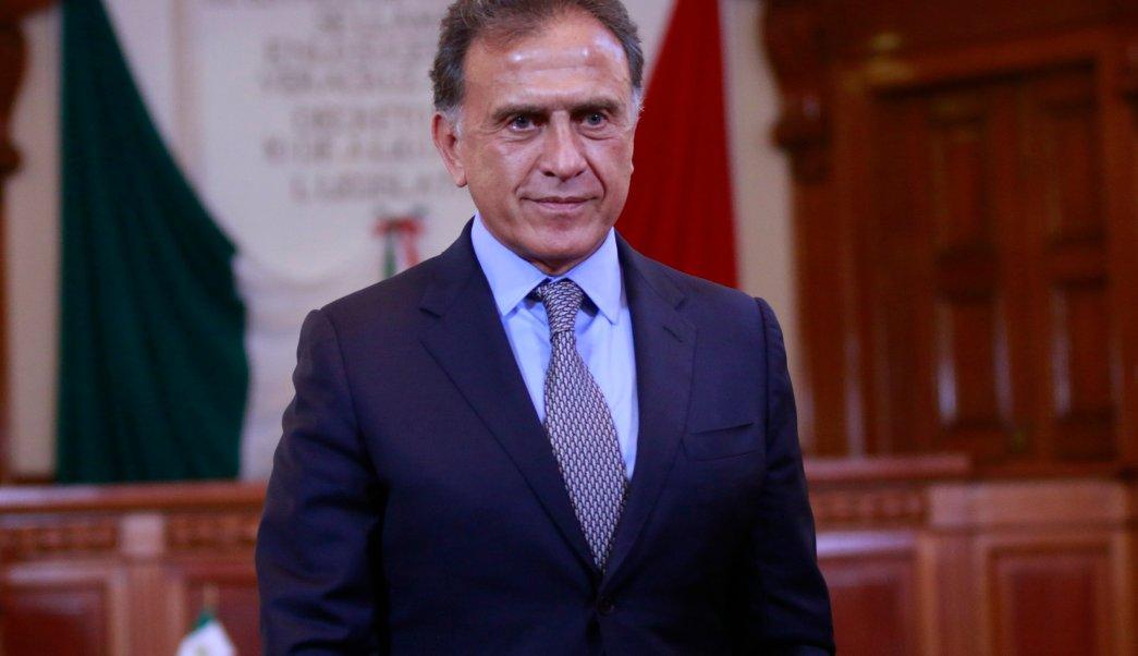 Javier Duarte, Yunes, Gobierno De Veracruz, Audiencia, Reclusorio Norte, PGR