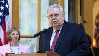 Embajador Estadounidense Moscú, John Tefft Rusia