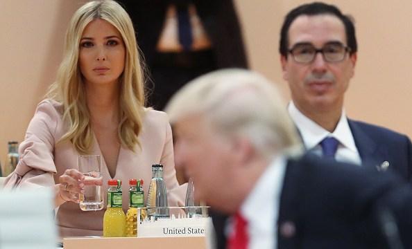Ivanka Trump, Cumbre del G20, Donald Trump, Estados Unidos