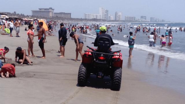 Operacion Salvavidas, 2017, Secretaria Marina, Playas, Mexico, Vacaciones, Verano
