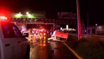 Accidente automovilístico en Zapopan deja un muerto