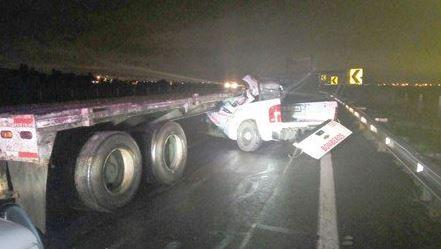 Accidente, Circuito Exterior Mexiquense, Bombero, Proteccion Civil