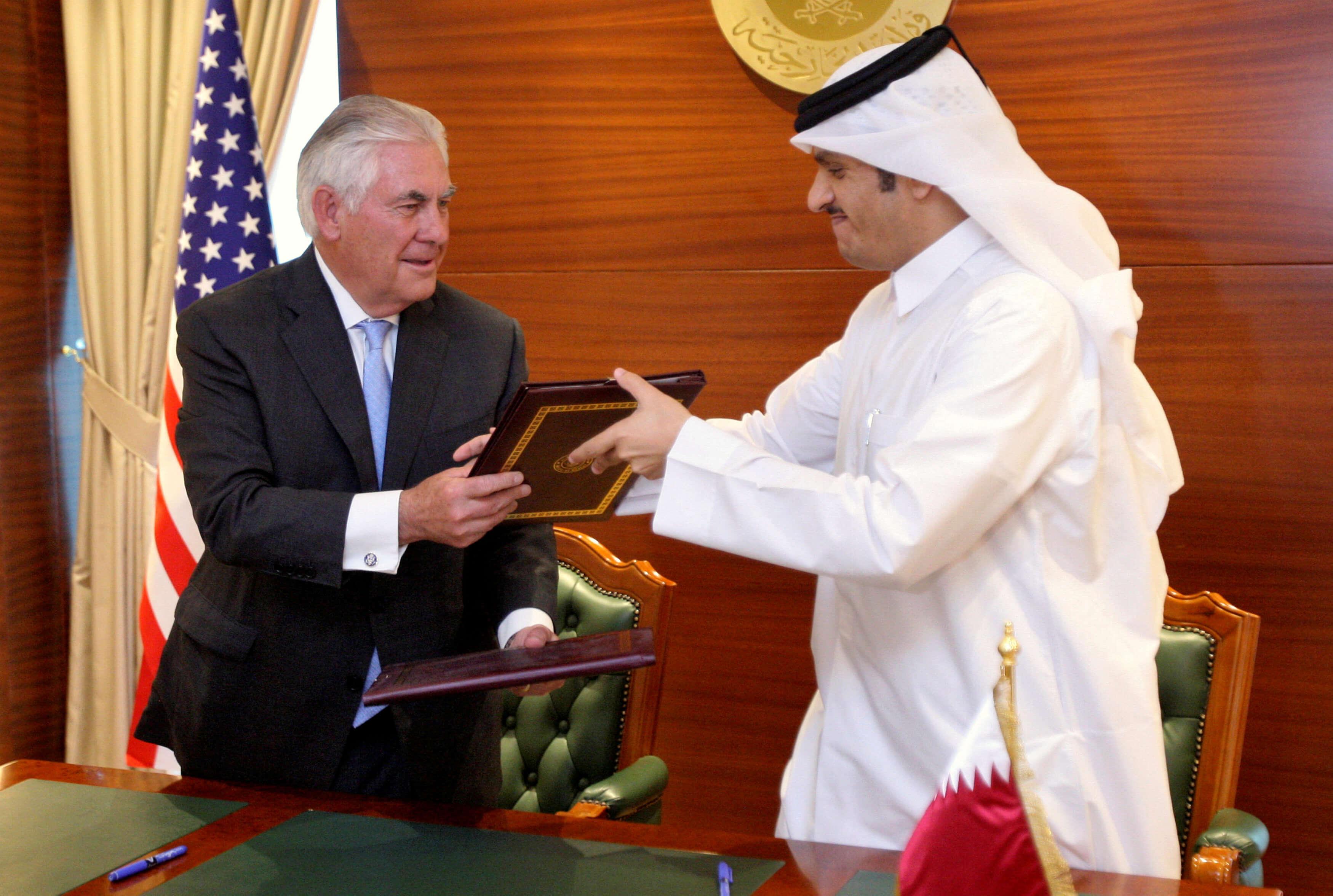 Tillerson se unirá en Yeda a cuarteto árabe que boicotea a Qatar