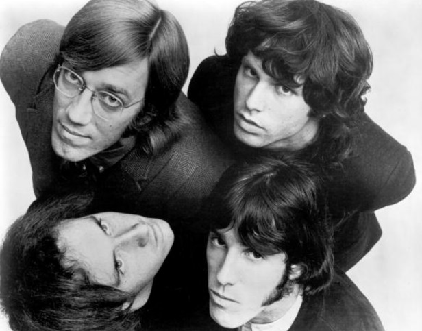 Grupo Rock The Doors Estados Unidos