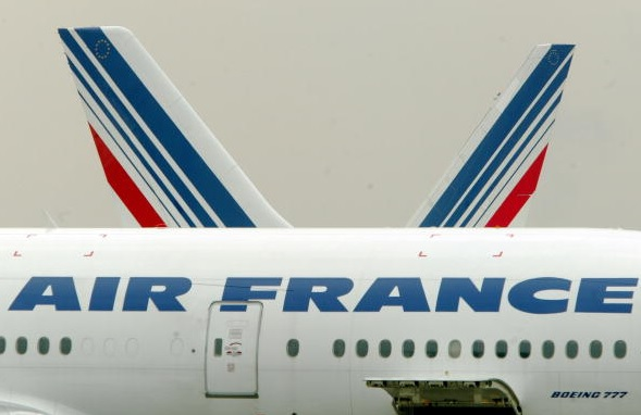 Air France suspende vuelos Caracas Venezuela