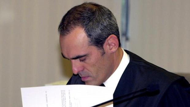 Alejandro Luzón, fiscal anticorrupción de España