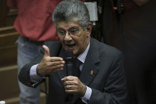legislador, oposición, Henry Ramos Allup, Venezuela, Nicolás Maduro