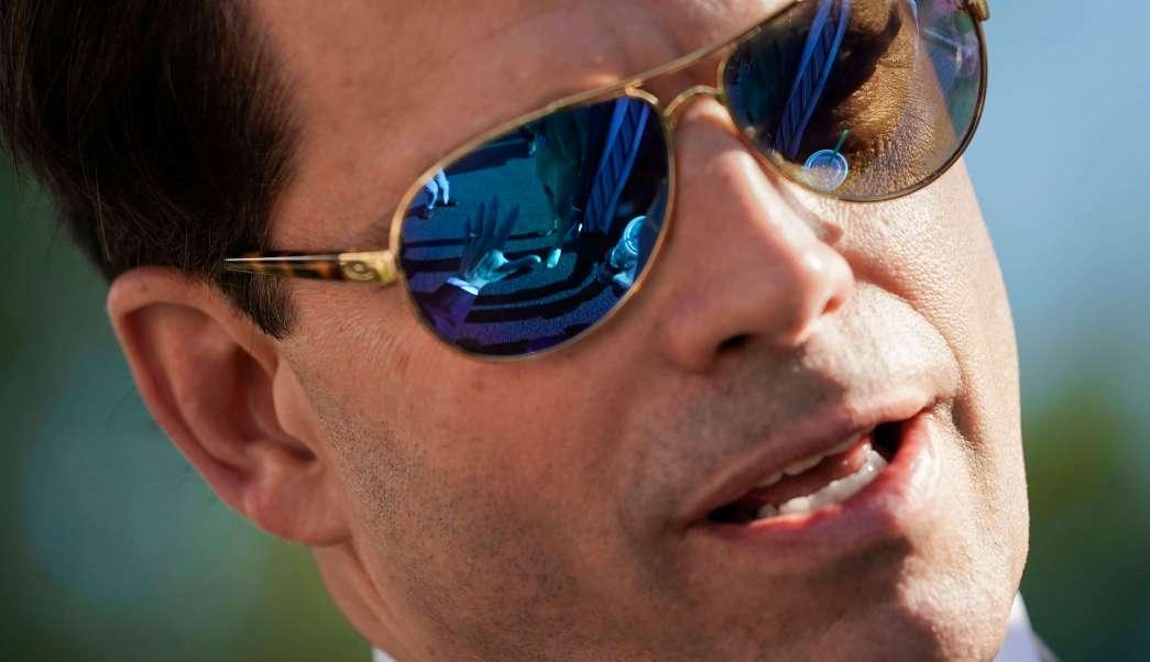 Anthony Scaramucci, director de Comunicaciones de la Casa Blanca