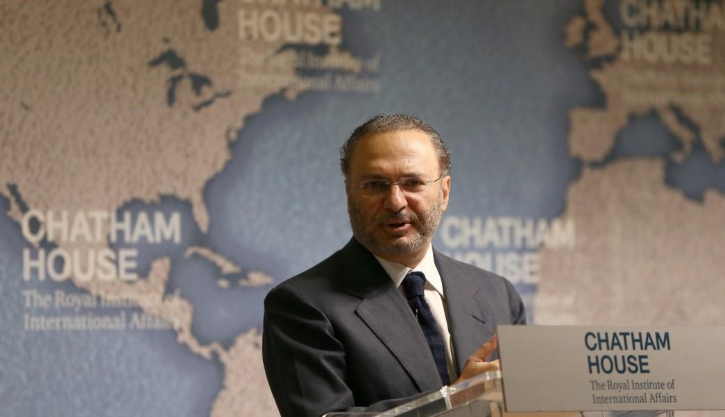 Anwar Gargash, ministro de Asuntos Exteriores de Emiratos Árabes Unidos