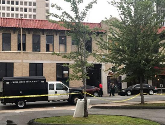 La policía de Little Rock descarta que el incidente fuera un ataque terrorista (AP)