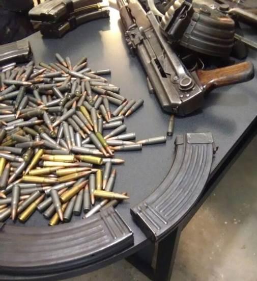 Militares repelen una agresión en Guahcochi, chihuahua