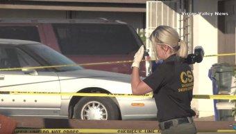 Arrestan Adolescente Matar Sacerdote California Iglesia