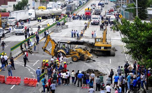 SCT nueva obra Paso Express Cuernavaca