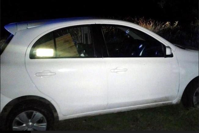 Hallan a niña muerta en auto con placas de Puebla en Morelos